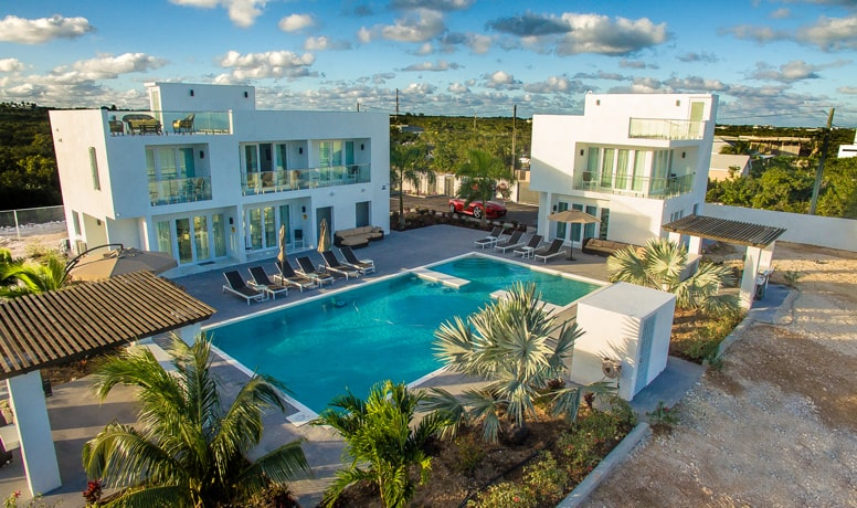 villa turks and caicos
