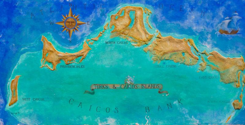 Histoire des îles turquoises